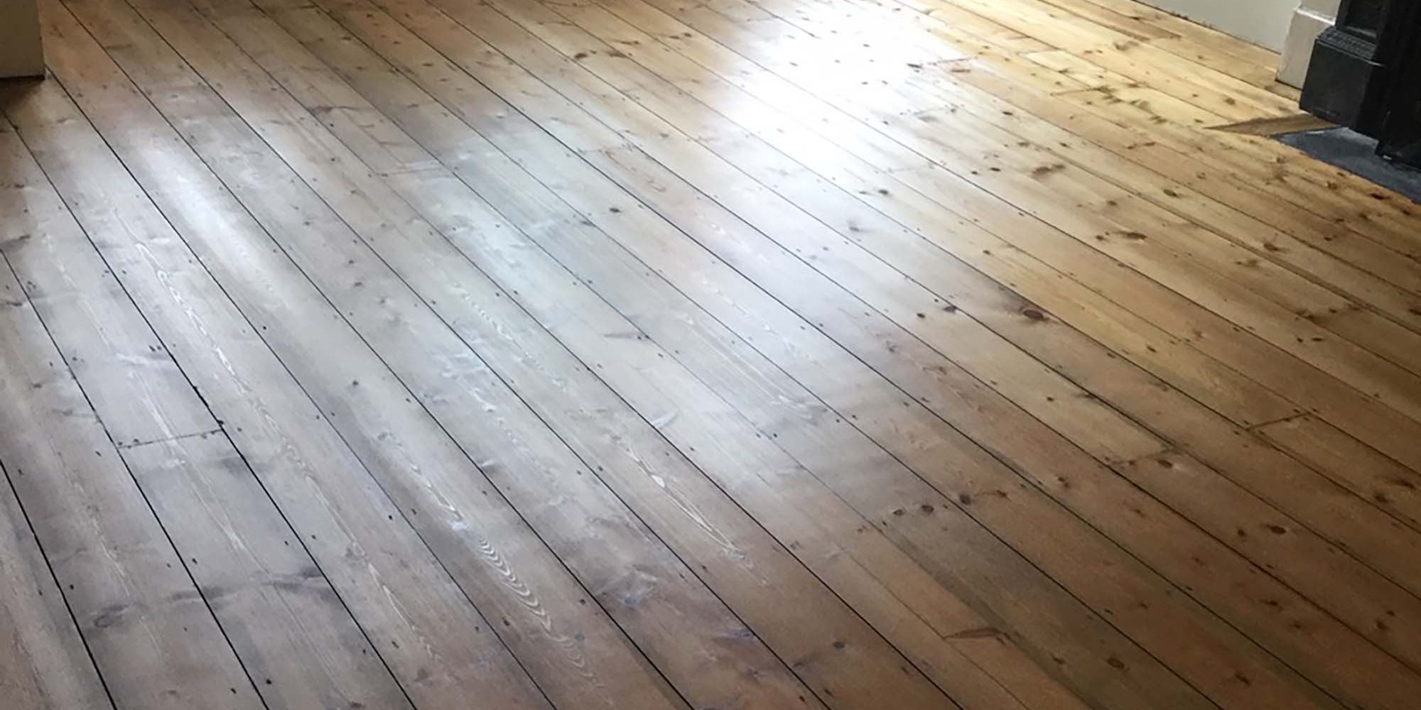 Hardwood polishing